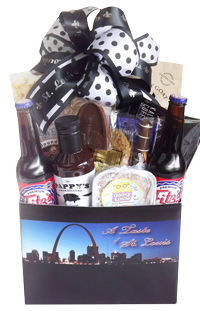 Gift baskets st louis gift baskets missouri gift baskets injoy gifts is your st louis custom gift resource negle Image collections